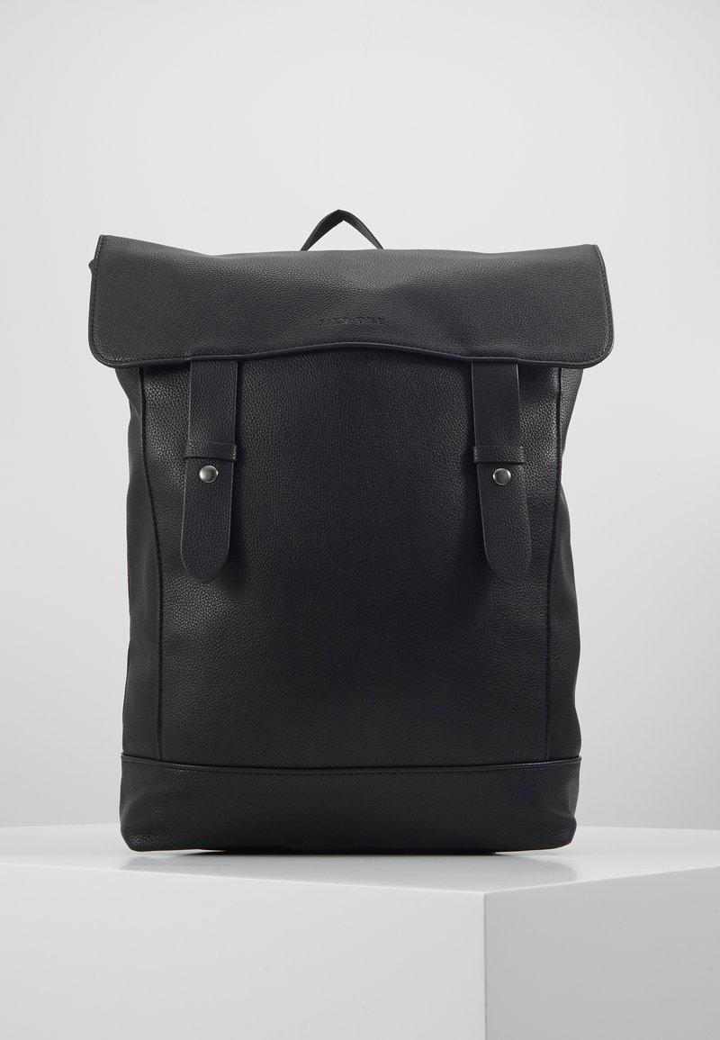Pier One - UNISEX - Tagesrucksack - black