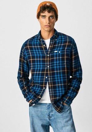 CLIVE - Shirt - indigo blau