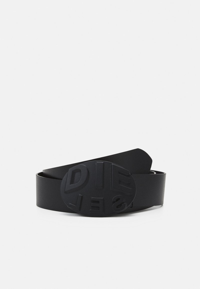 Diesel - B-METALROUND - Belt - black
