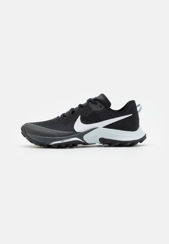 AIR ZOOM TERRA KIGER 7 - Trail running shoes - black/pure platinum/anthracite