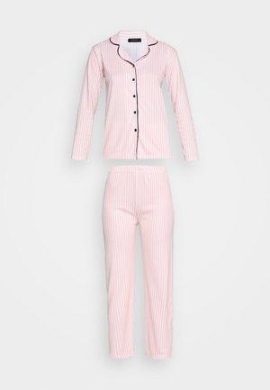 ÇOK RENKLI - Pyjamas - pink/white