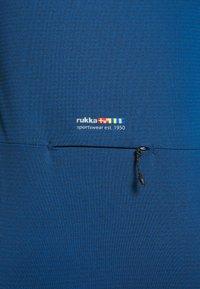 Rukka - MYLLY - Top sdlouhým rukávem - blue - 4