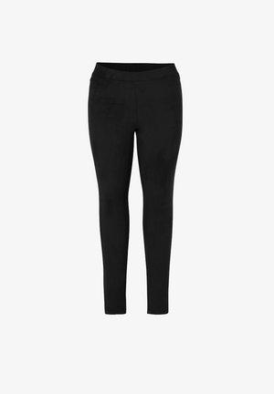 ORNIKA ESSENTIAL - Trousers - black