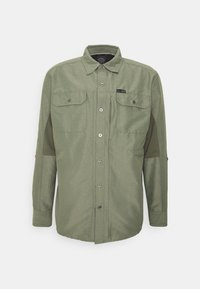 Wrangler - ALL TERRAIN GEAR - Camisa - dusty olive - 5