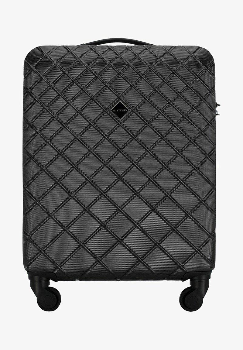 Wittchen - CLASSIC - Wheeled suitcase - schwarz