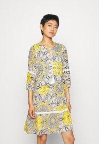 comma - Day dress - multi-coloured - 0