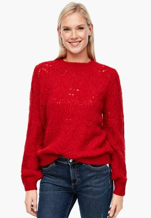 TRUI - Jumper - red