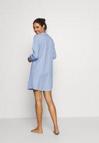 LASCANA - CLASSIC NIGHTDRESS - Noční košile - blau - 2