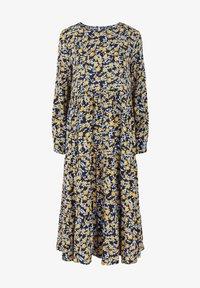 Pieces - Day dress - maritime blue - 0