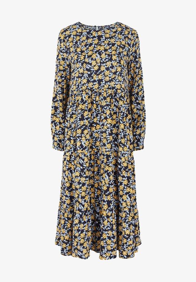 Vestido informal - maritime blue