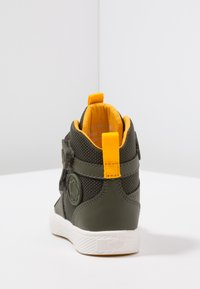 Palladium - PALLASTREET MID - High-top trainers - olive night/gold - 4