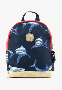 pick & PACK - SHARK RUCKSACK XS - KINDERRUCKSACK HAIE - School bag - dunkelblau - 2