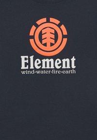 Element - VERTICAL BOY - Print T-shirt - eclipse navy - 2