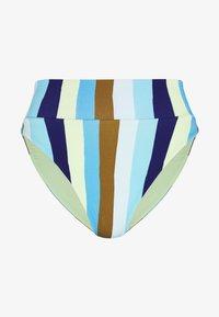 aerie - HI CUT CHEEKY - Bikini bottoms - bluejay - 3