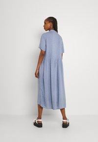 Monki - Maxi dress - light blue - 2