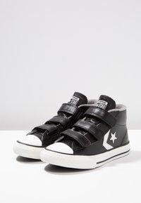 Converse - STAR PLAYER - Sneakers alte - black/mason/vintage white - 3