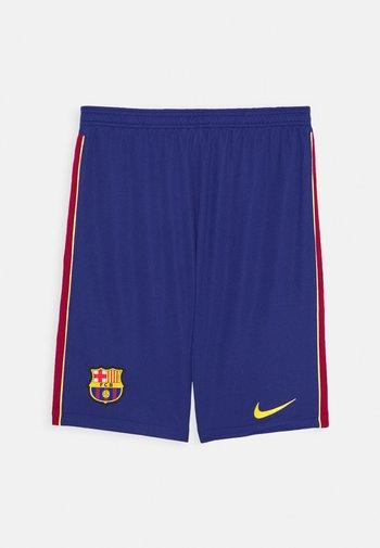 FC BARCELONA UNISEX - Sports shorts - deep royal blue/varsity