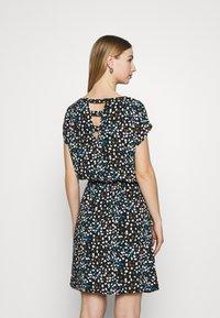 ONLY - ONLNOVA LIFE CONNIE BALI DRESS - Day dress - black - 2
