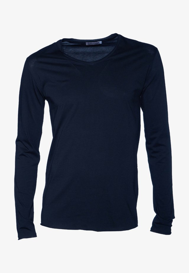 Long sleeved top - marino