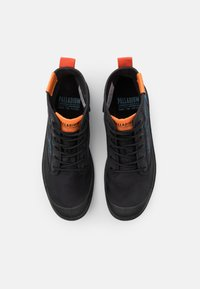 Palladium - PAMPA UNISEX - Lace-up ankle boots - black - 3