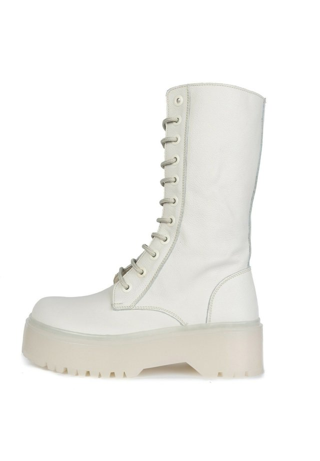 Lace-up boots - hielo