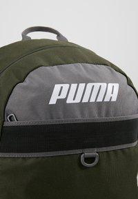 Puma - PLUS BACKPACK - Reppu - forest night - 8
