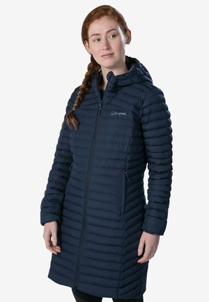 NULA MICRO  - Winter coat - blue