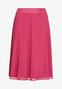 Sheego - A-line skirt - roses wood - 4