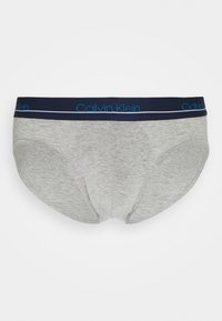 Calvin Klein Underwear - HIP BRIEF 3 PACK - Briefs - blue - 1