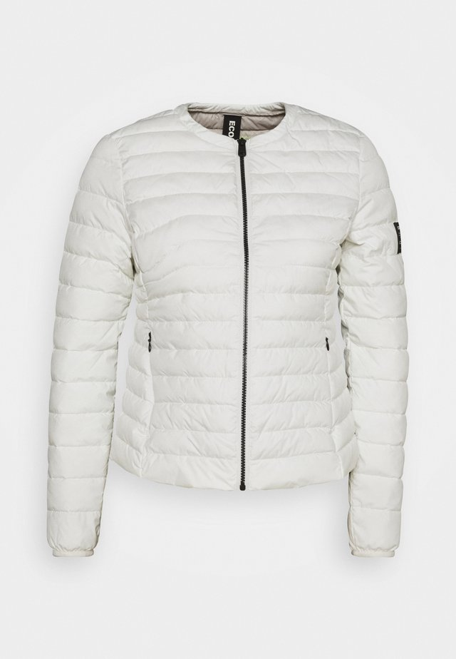 USUAHIA JACKET WOMAN - Chaqueta de entretiempo - off white