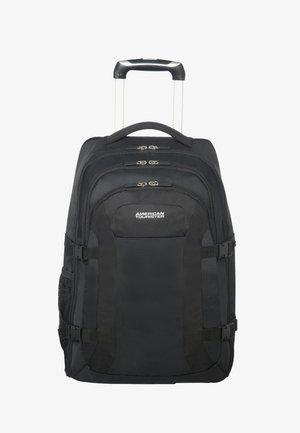 Luggage - solid black