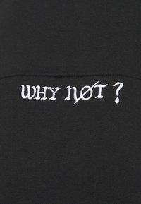 Jordan - WHY NOT HOODIE - Sweatshirt - black/white - 7