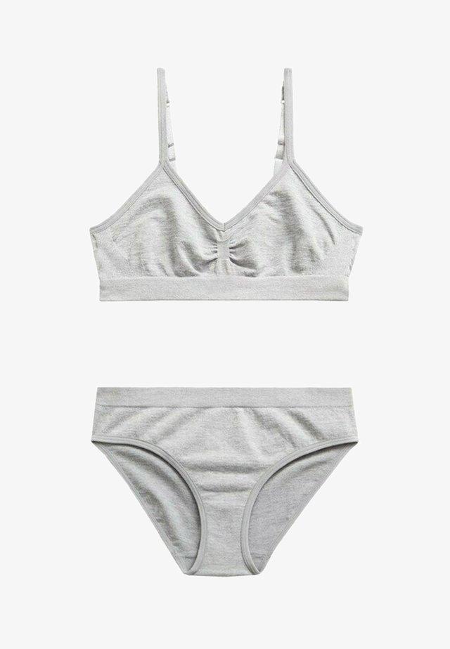SET VALERIA8 - Set de sous-vêtements - grigio medio vigoré
