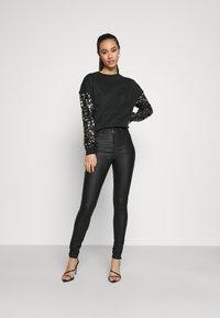 ONLY - ONLOLGA - Sweatshirt - black - 1