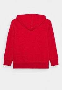 GAP - BOY CAMPUS LOGO HOOD - Bluza z kapturem - red wagon