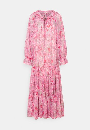 FEELING GROOVY - Maxi dress - hot pink