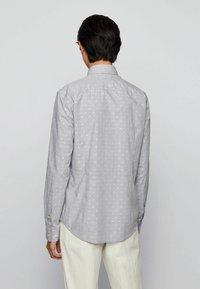 BOSS - Shirt - silver - 2