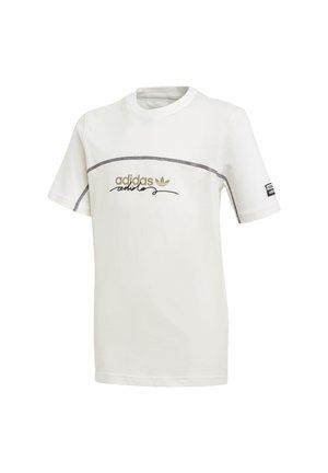 R.Y.V. T-SHIRT - Print T-shirt - white