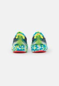 ASICS - NOOSA TRI 13 - Competition running shoes - hazard green/digital aqua - 2