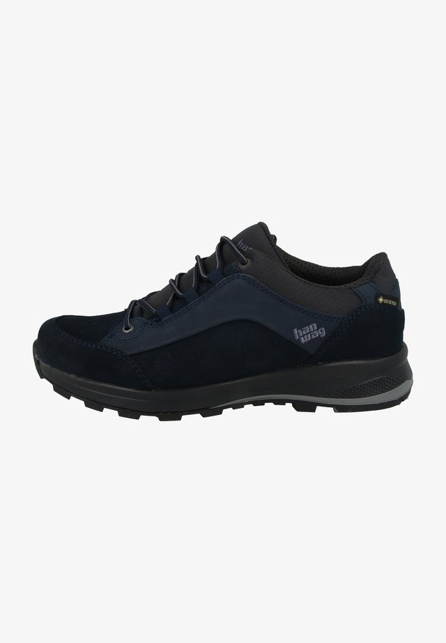 Outdoorschoenen - navy-asphalt