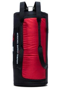 Herschel - Sports bag - black/red - 2
