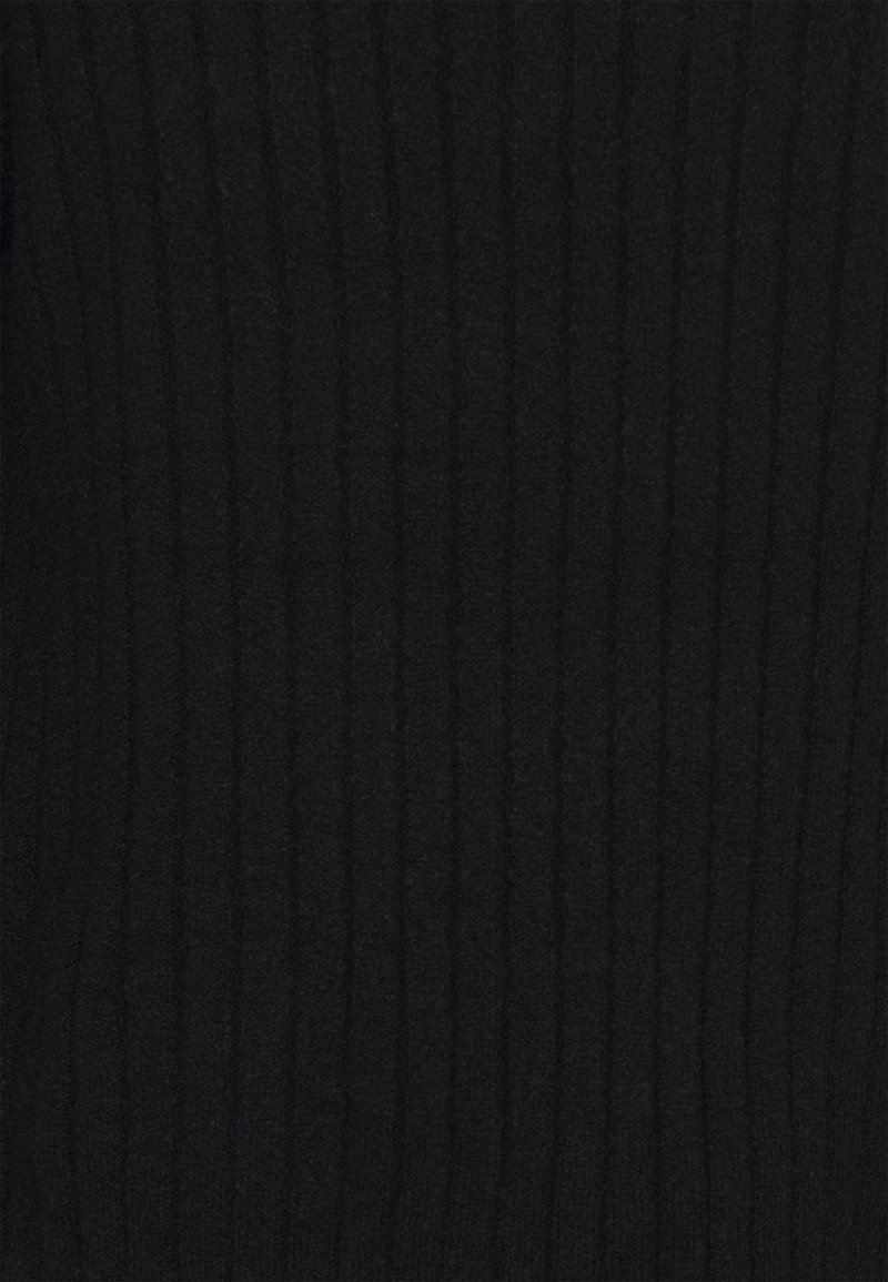 YAS Tall YASCAMPUS TALL - Strickpullover - black/schwarz kzMbMW