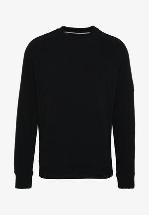 SPORT CREW - Sweater - black beauty