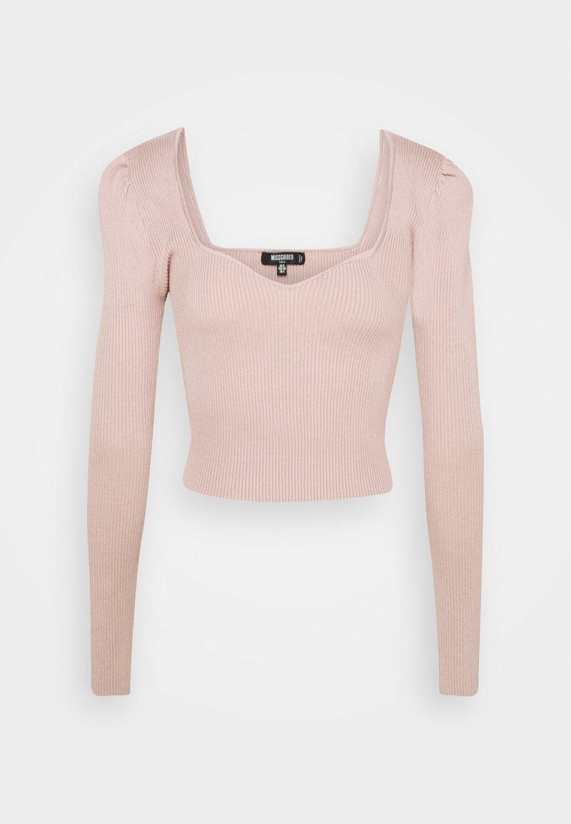 Missguided Tall - Camicetta - pink