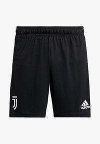 adidas Performance - JUVENTUS TURIN H SHO - Korte broeken - black/white - 5
