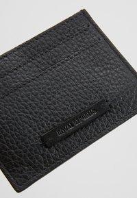 Royal RepubliQ - SEEKER CARDHOLDER - Wallet - black - 2