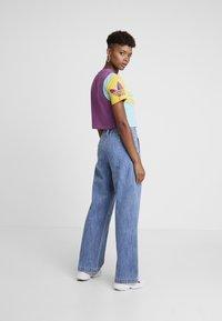 adidas Originals - TEE - T-shirts print - rich mauve - 2