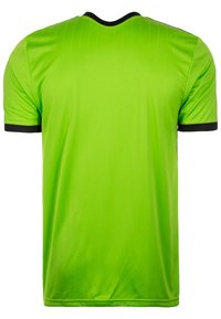 adidas Performance - TABELA 18 - Print T-shirt - green/black - 1