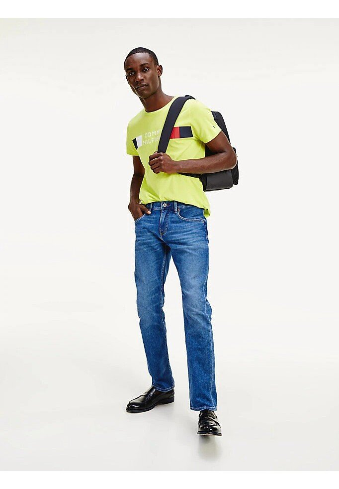 Tommy Hilfiger - Print T-shirt - yellow