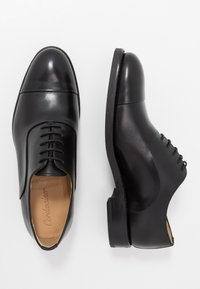 Cordwainer - CAEN NOS - Derbies & Richelieus - orleans black - 1